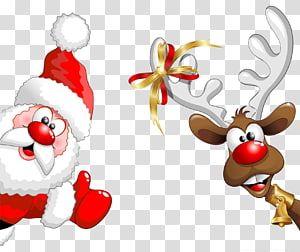 Santa Claus Rudolph Santa Claus Transparent Background Png Clipart Dibujo De Navidad Manualidades Navidenas Adornos De Navidad Ideas
