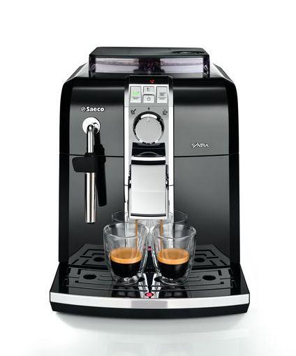 Кофеварка philips-saeco syntia focus black hd8833/19 - Дом Кофе
