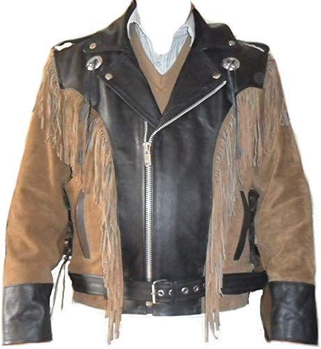 SRHides Mens Fashion Motorbike Genuine Leather Pant