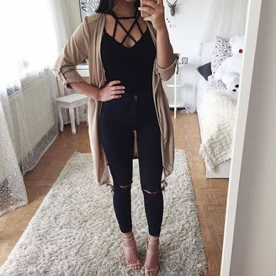 Casual outfits for school that are fashionable