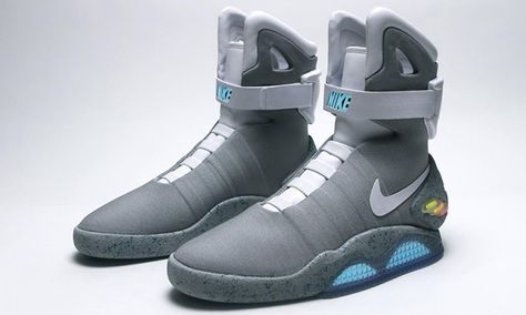 Back to The Future Nike Air Mag in 2015