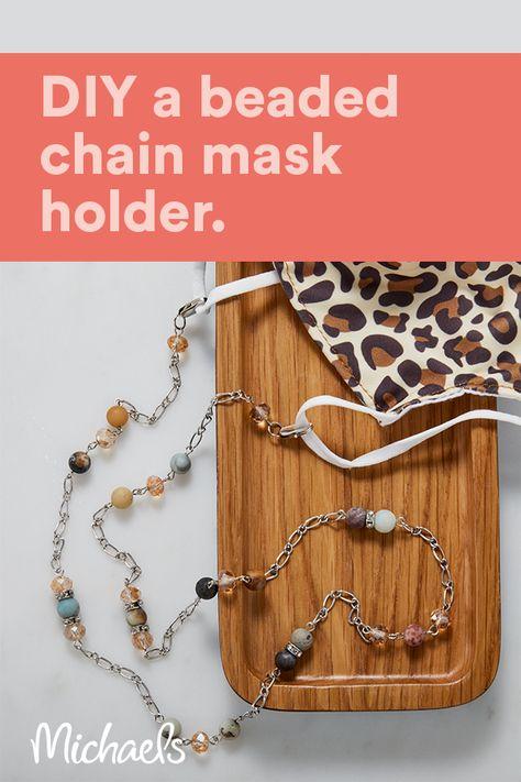 Fabric Jewelry, Metal Jewelry, Beaded Jewelry, Handmade Jewelry, Wire Crafts, Jewelry Crafts, Jewelry Ideas, Crochet Mask, Diy Necklace