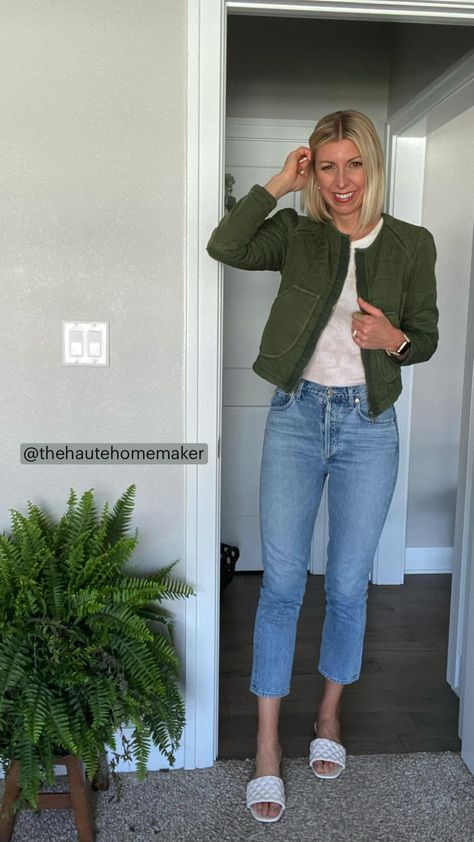 7 Spring Outfit Ideas | The Haute Homemaker