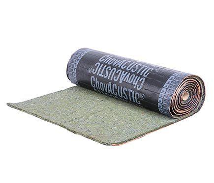 Rollo de corcho de 6 mm 15 m/² para aislamiento ac/ústico