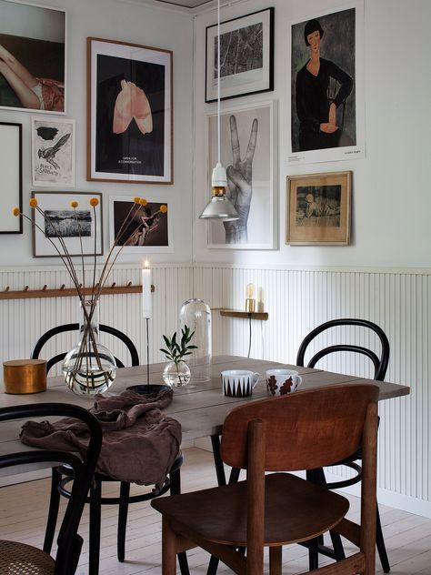 home tour with Janniche Bergstrom on 91 Magazine blog