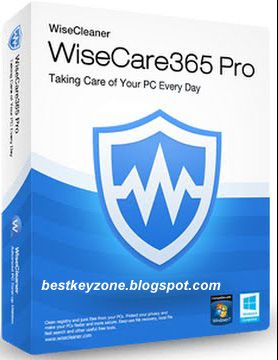 Wise Care 365 Pro License Key 2018 Free Download