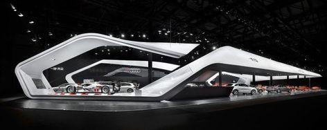 Audi Exhibit Design -  - #Audi