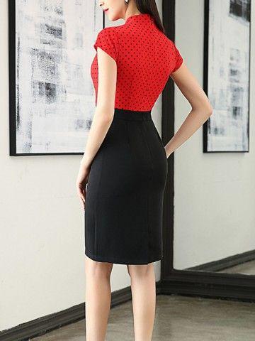 hottest sale save off wholesale sales Women's Work Dresses, Stylish Office Dresses | Metisu ...