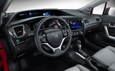 2017 Honda Civic Si Interior