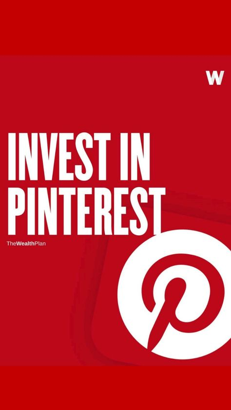 Invest in Pinterest  2021