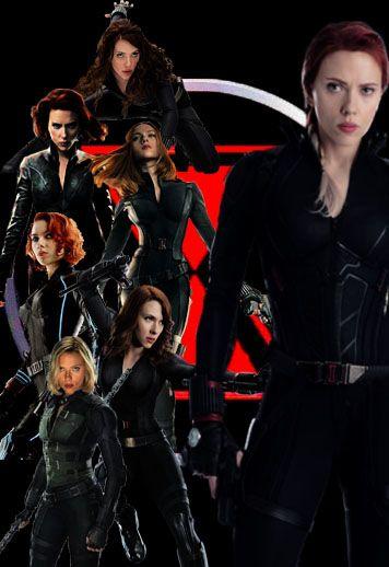 Evolution Of Black Widow In The Mcu Black Widow Marvel