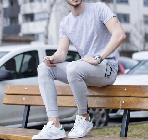 Trends are not limited to work and casual outfits, but while you hustle for that muscle, take some time to get acquainted with Gym Outfit Ideas For Men.