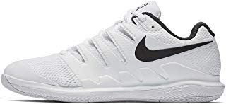Nike Air Zoom Vapor X Hc Wide Mens Ah9066 101 Size 8 White Black Vast Grey Summit White 8 E Us You Can Get Additiona Nike Air Zoom Nike Mens Tennis Shoes