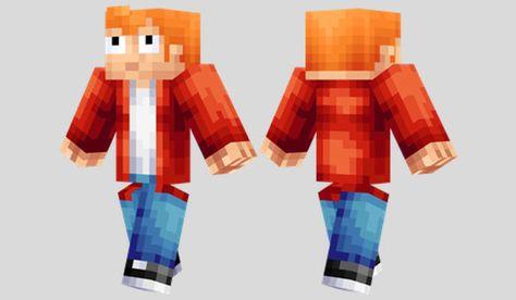 Fry Skin para Minecraft