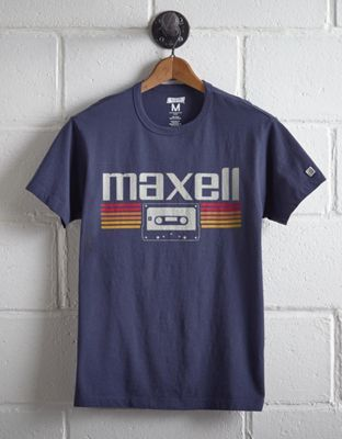 b70da6f56434 Tailgate Men's Maxell T-Shirt by American Eagle Outfitters | Remember  tapes?Remember tapes? Shop the Tailgate Men's Maxell T-Shirt and check out  more at ...