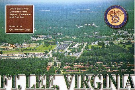 Fort Lee Va >> 19 1 Va Military Army Ft Lee Ft Eustis Fort Lee Virginia
