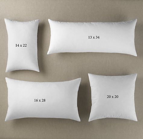 Pillow Insert   Pillows, Throw pillows