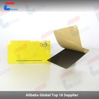 RFID tag display e-paper supermarket price electronic shelf label with CE