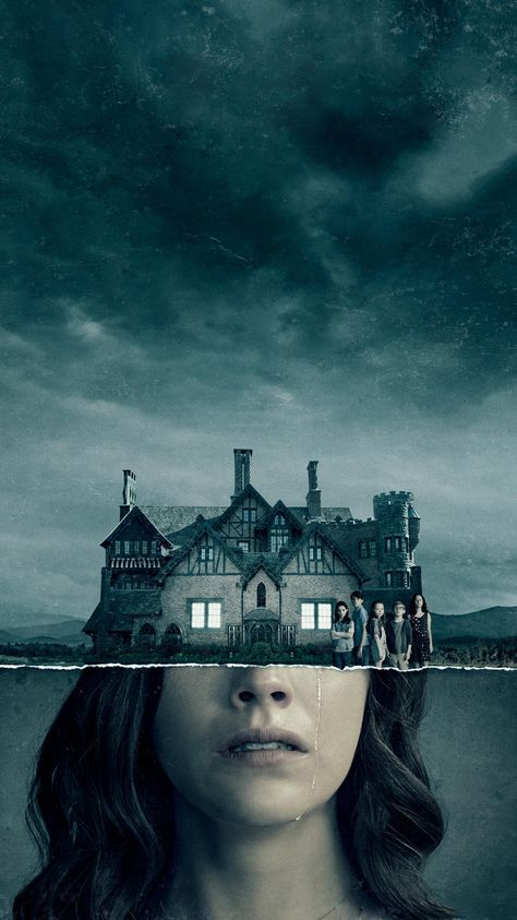 The Haunting of Hill House Phone Wallpaper | Moviemania