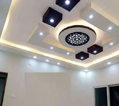 Modern False Ceiling Designs For Living Room Pop Design For Hall