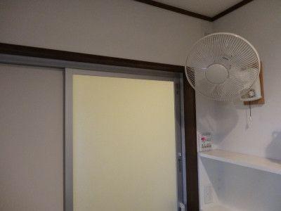 大人気 脱衣室に壁付け扇風機 の取付位置はどこ 脱衣室 扇風機 リフォーム 間取り