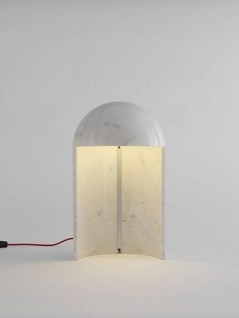 Fontana Arte Table Lamp Milano 2017 Marble Carlo Colombo