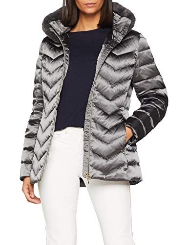 Chloo W Women's Geox Quilted Jacket W8425gt2411 Grey tshrdQC