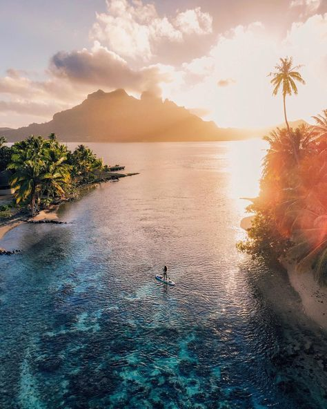French Polynesia Travel Guide - Top Things To Do - Inspired By Twelve french g. - travel - French Polynesia Travel Guide – Top Things To Do – Inspired By Twelve Voyage Dubai, Travel Photography Tumblr, Adventure Photography, Beautiful Places In The World, Beautiful Beaches, Amazing Places, Travel Aesthetic, Adventure Aesthetic, French Polynesia
