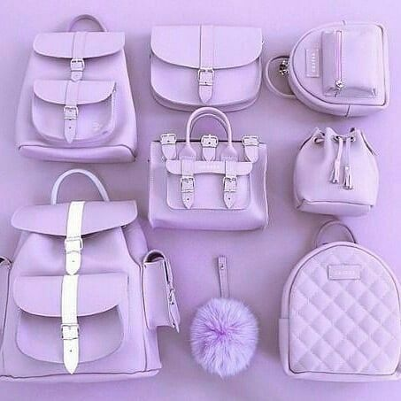 195 Curtidas 37 Comentarios عالم البنفسجي Aĥmad Bnfsaj8 No Instagram جمالهم Purple Backpack Fancy Bags Stylish Backpacks