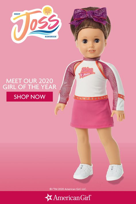 American Girl Doll Room, American Girl Furniture, Custom American Girl Dolls, Girl Doll Clothes, Barbie Clothes, Minnie, Diy Doll, Toys For Girls, Girl Outfits