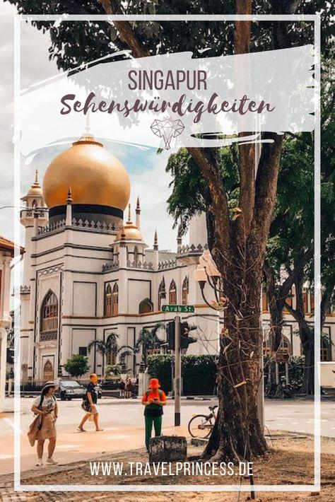 Singapur Reisebericht - Sehenswürdigkeiten und Highlights