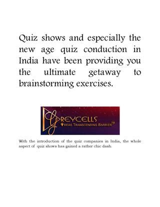 With Quiz Conduction In India There Is No Need To Call Clients Or Throw Away Cash Emailing Reviews Prospects Can Complete Your Bu School Quiz Quiz Conduction