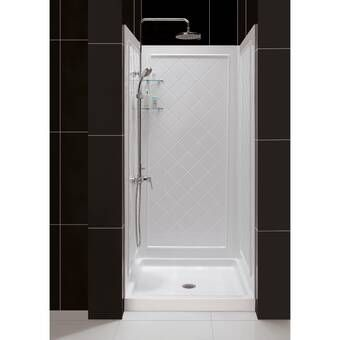 Jetcoat 78 X 48 X 34 Five Panel Shower Wall Shower