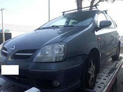 Despiece De Nissan Almera Tino V10m Acenta 2 2 Dci Diesel Cat 112 Cv 04 03 12 06 Nissan Vehiculos Motores