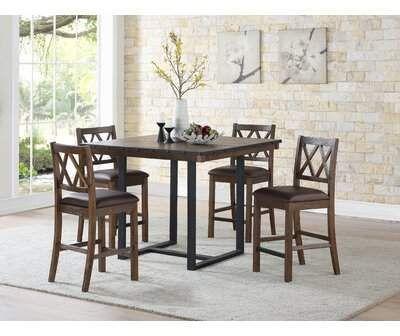 44++ Mavis 5 piece solid wood dining set Tips