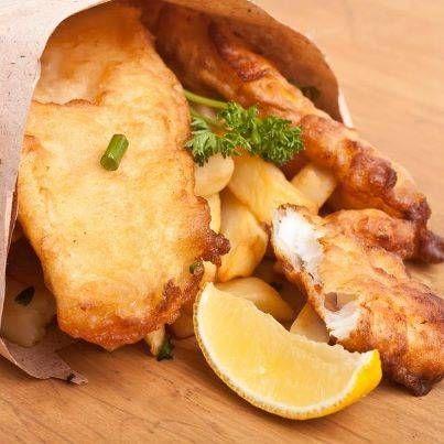 Mijn Eigentijdse Britse Fish And Chips In Bierbeslag recept | Smulweb.nl