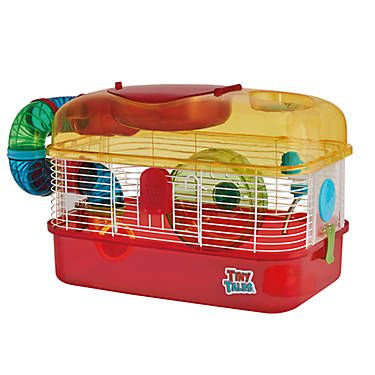 All Living Things Tiny Tales Trade Clubhouse Connectable Hamster