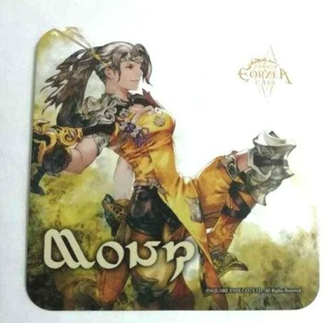 Final Fantasy 14 Eorzea Cafe Limited Acrylic Stand Thancred NOT FOR SALE