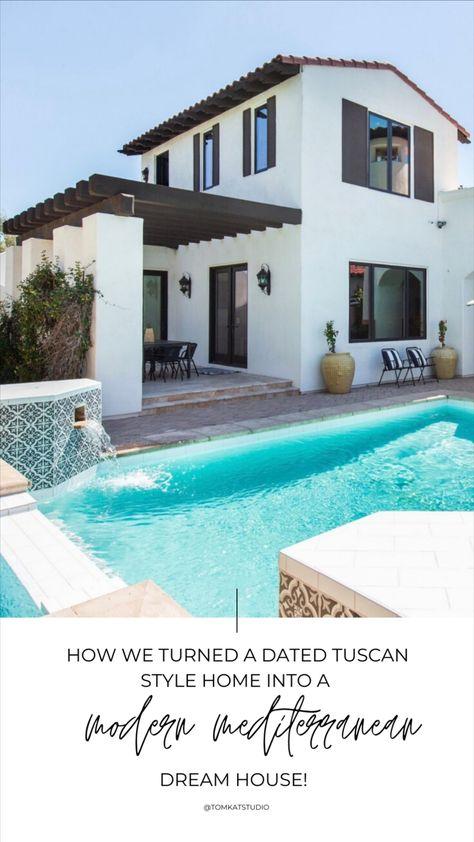 Modern Mediterranean Dream House