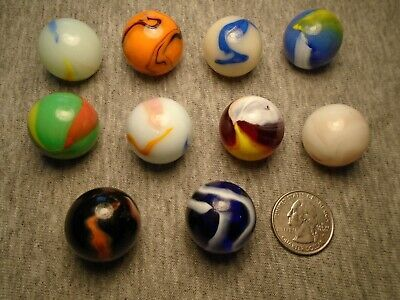 Ad 10 Shooter Marbles In 2020 Marble 10 Things Glass Marbles