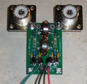 antenna tuner / coupler