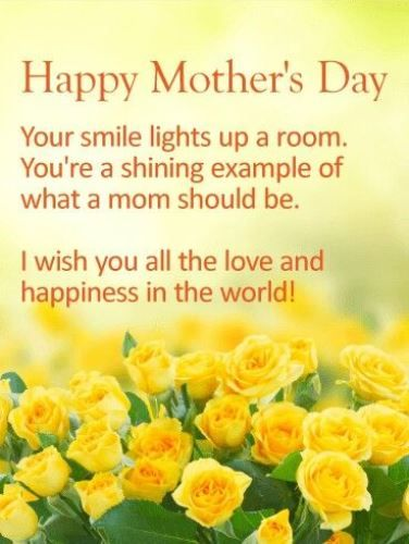 Mothers Day Messages Sons For Mothers The Memory Of My Mother And Her Teachings Were A Happy Mothers Day Messages Happy Mothers Day Wishes Mother Day Message