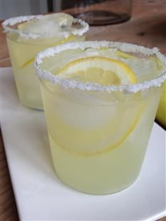 Barefoot Contessa - Recipes - Limoncello Tom Collins