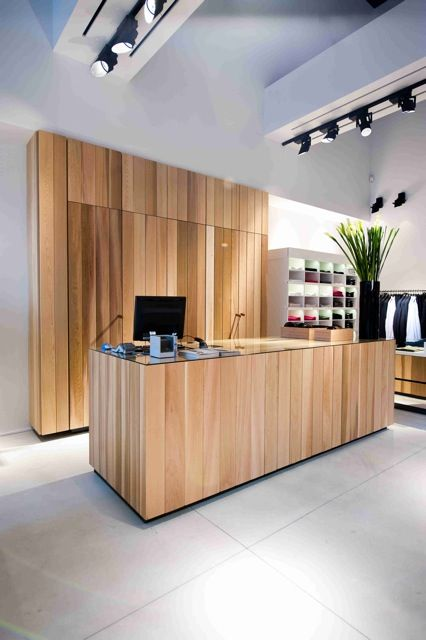RETAIL :: INTERIORS :: FASHION :: love the new Filippa K retail ...
