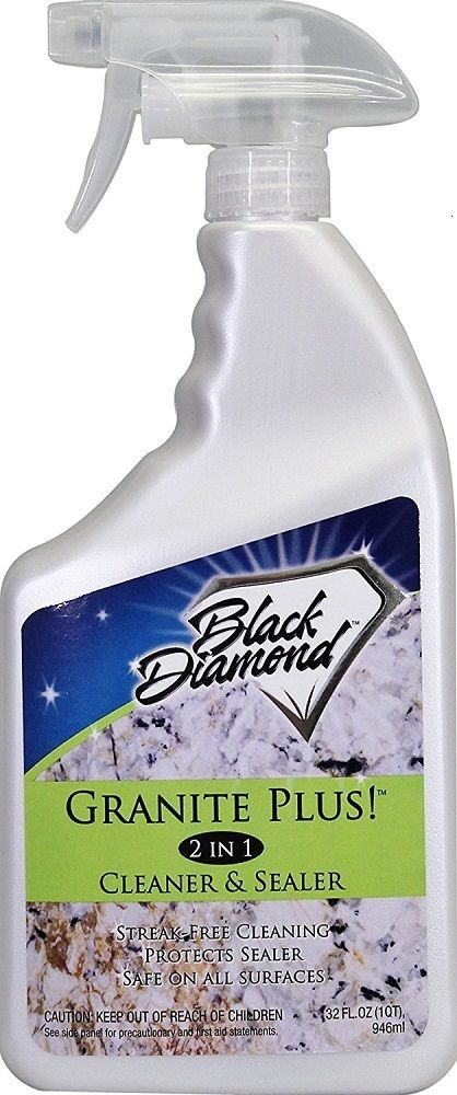 Details About 2 In 1 Granite Sealer And Cleaner Countertops Marble Travertine Limestone 32 Oz Granite Cleaner Best Granite Cleaner Granite Countertop Cleaner
