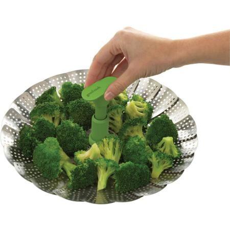 Good Cook Steamer Basket Walmartcom For 12 Steam