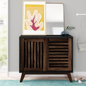 Fatima 2 Door Accent Cabinet In 2020 Accent Doors Accent Cabinet Dining Room Design Modern