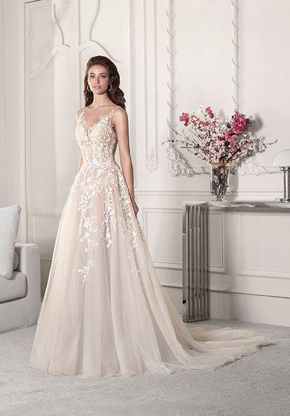 6f83b5e3222f Νυφικά Φορέματα Demetrios Collection - Style 751
