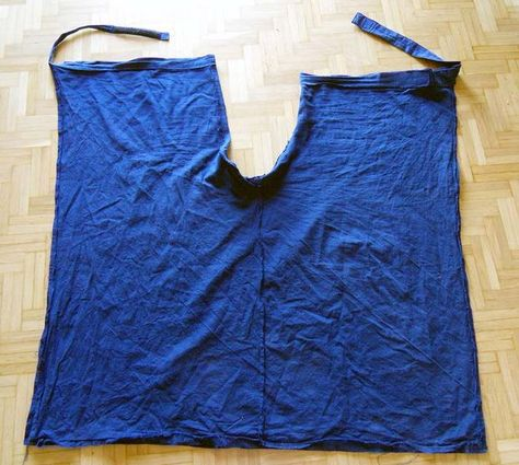 wrap around pants