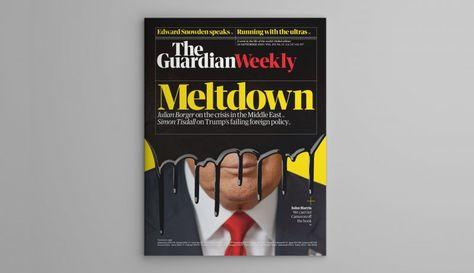 The Guardian Weekly celebrates 100 years in 2019. Click the link for more information and subscription options
